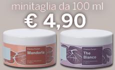 promozione crema corpo mandorla e the bianco